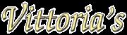 Vittoria's NY Style Pizza Logo